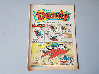 DANDY COMIC No. 1369 from 1968