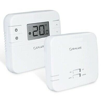 Salus RT310RF Wireless Radio Frequency Thermostat Heating Control 5 Yrs Warranty