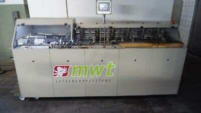 Bell & Howell Kuvertiermaschine MWT Kuverta 2500