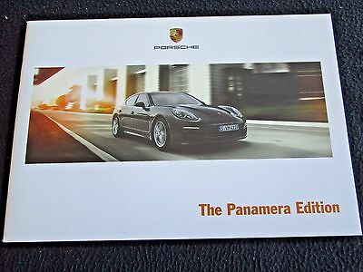 2016 2015 Porsche Panamera & 4 EDITION Brochure 16 Final Edition Sales Catalog