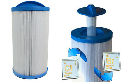 DL850 Hot Tub SaniStream Filter PWW35L / 4CH-935 / 40262 Roto Spas Filters