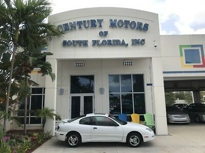 2005 Pontiac Sunfire  2005 Pontiac w/1SV 1 Owner Sunroof CD MP3 ABS Cloth Seats