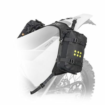 Kriega OS-Combo 12 Litre Motorcycle Motorbike Black Waterproof Adventure Packs