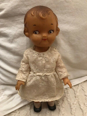Vintage Campbell kid doll  Ideal toy corp in good condition