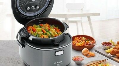 BOSCH AUTO COOK MULTICUISEUR -Gris -Comme NEUF -