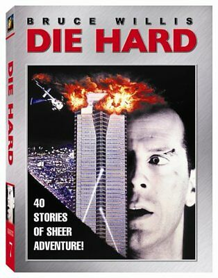 Die Hard (2-Disc Collector's Edition DVD Set)  2003 (Bruce Willis) NEW