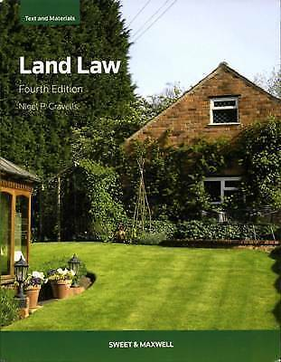 Land Law: Text and Materials by Nigel Gravells (Paperback, 2010)