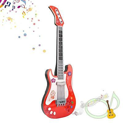 BEST PRICE!   Kinder Baby Rock Gitarre      Licht + Sound      like a RockStar