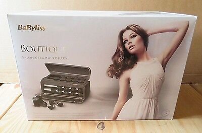 Babyliss Heated Hair Rollers Boutique 038