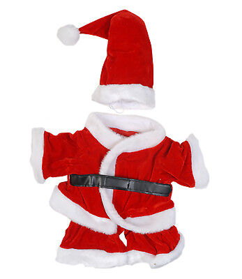 c4c2a07afd3a TEDDY BEAR CLOTHES - Mrs Claus Outfit fits 16