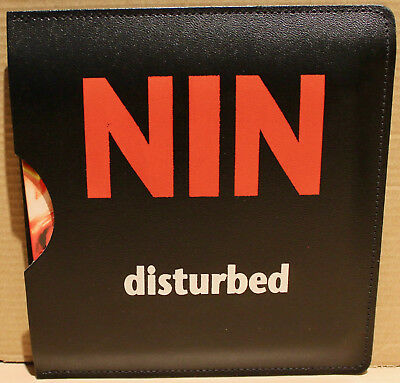 NOT-ON-LABEL PROMO CD LDist-001: Trent Reznor - Interviewed - NIN Disturbed - UK