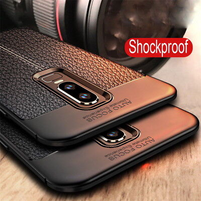 OnePlus 6T/6 5T/5 3T/3 Case Shockproof Soft TPU Protective Silicone Armor Cover