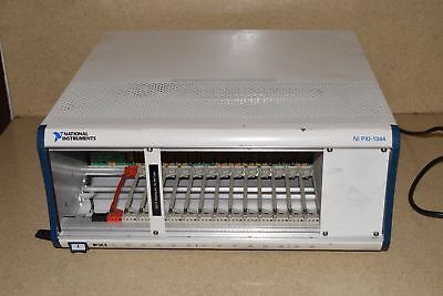 National Instruments NI PXI-1044 Chassis / 14-Slot PXI Mainframe