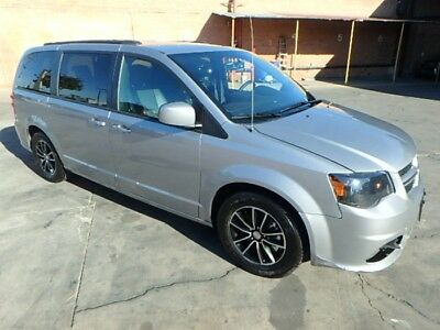 2018 Dodge Grand Caravan GT 2018 Dodge Grand Caravan GT CLEAN TITLE Damaged Repairable! Priced To Sell! L@@K