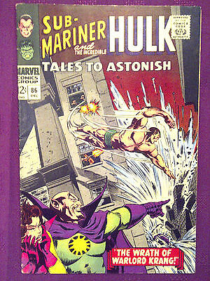 Tales to Astonish  #86 F/VF