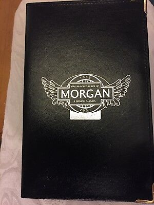 Morgan Golf Card Holder. Rare