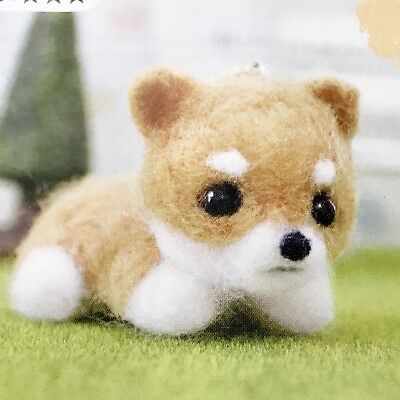 Adorable Puppy/ Dog Diy Craft Felt Kit