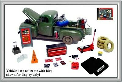 Mobile Mechanic Series   - Hobby Gear - 1/24 & G Scale - by PHOENIX TOYS