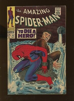 Amazing Spider-Man 52 VG/FN 5.0 *1 Book* 1967 Marvel! 3rd app Kingpin! Stan Lee