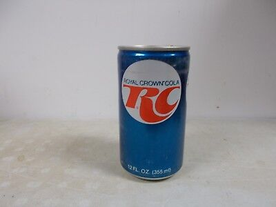 1985 RC Cola soda can.