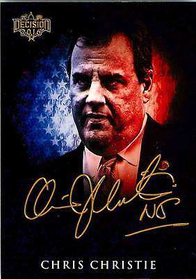 Chris Christie CP6 2016 Decision Candidate Portraits (Hobby - Color)