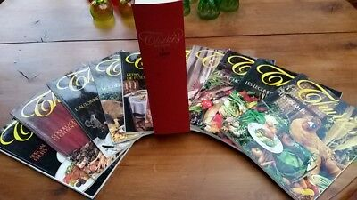 Thuries Gastronomie Magazine Collection Complete 29 Annees Avec Emboitages