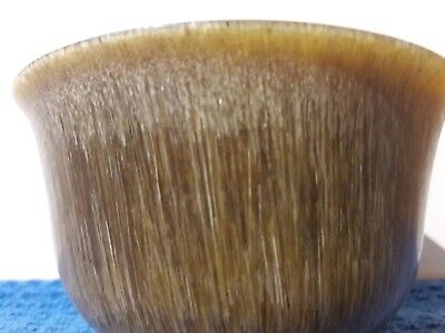 1860-1940 Chinese special Antique wine Cup , Horn
