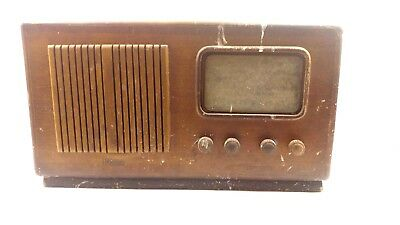 Antique Rare 1940's FADA Radio Model 177 Superheterodyne Receiver Parts/Restore