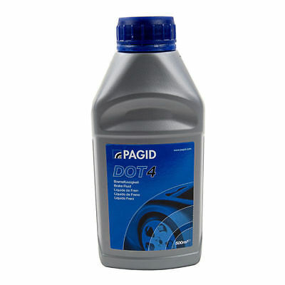 Pagid Dot 4 Brake & Clutch Fluid 500ml