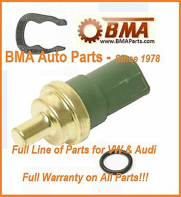 New Green Coolant Temperature Sensor Water Temp Switch Kit 059919501A