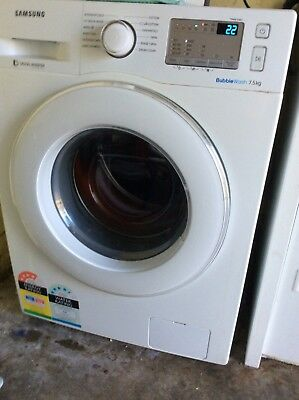 Samsung Front Load Washer 7.5 kg 2 years old excellent working 3192 pick up