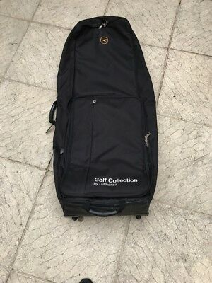 Travelbag golf Travelcover Golf mit Rollen