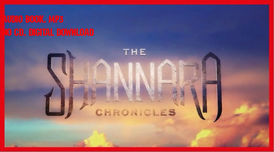 21 AUDIOBOOKS -The Shannara Series by Terry Brooks