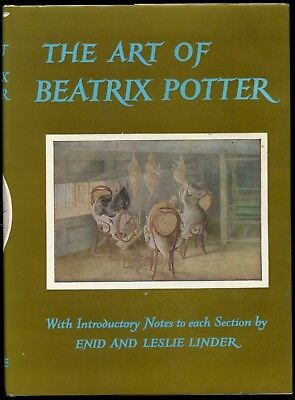 The Art of Beatrix Potter. Hardback