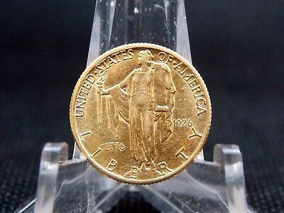 1926 $2.50 Sesquicentennial Commemorative Gold East Coast Coin & Collectables