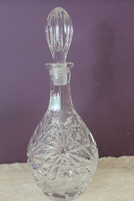 Crystal Glass Wine Decanter