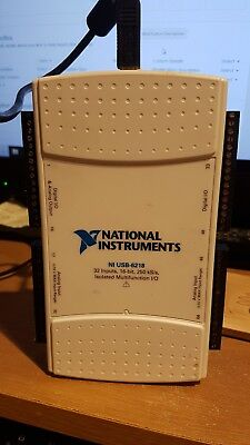 National Instruments usb 6218