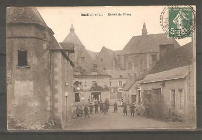 Beuil  Entree Du Bourg (112)