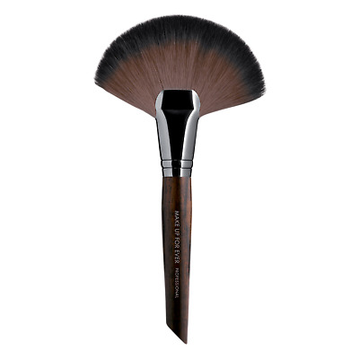 MAKE UP FOR EVER 134 Large Powder Fan Brush 100% Authentic Free USA Shipping