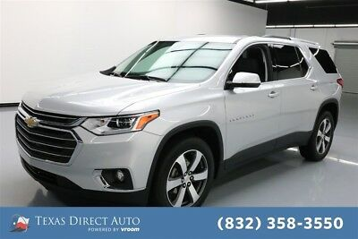 2018 Chevrolet Traverse LT Leather Texas Direct Auto 2018 LT Leather Used 3.6L V6 24V Automatic FWD SUV OnStar Bose