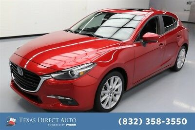 2017 Mazda Mazda3 Grand Touring Texas Direct Auto 2017 Grand Touring Used 2.5L I4 16V Automatic FWD Hatchback