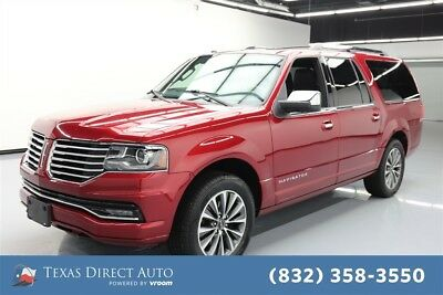 2017 Lincoln Navigator Select Texas Direct Auto 2017 Select Used Turbo 3.5L V6 24V Automatic RWD SUV Premium