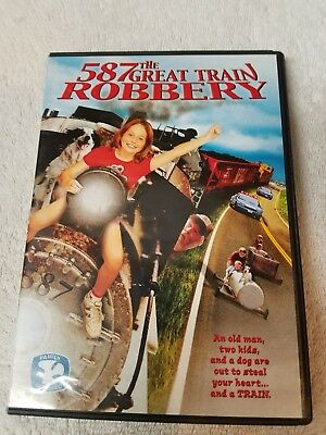 587 The Great Train Robbery DVD 2004
