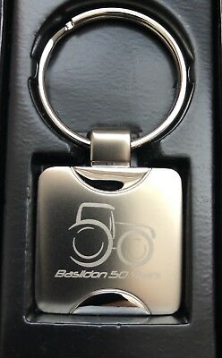 Ford New Holland Tractor key fob Basildon 50 Years