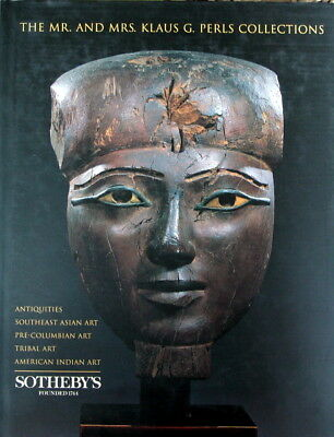Sotheby's The Mr and Mrs Klaus G Perls Collections Antiquities, Southeast -HJ11