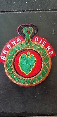 WWII 1950s US Army 24th Infantry Division Korean Theater Made Patch