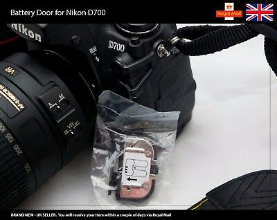 Replacement Battery Door / Cover / Lid for NIKON D700