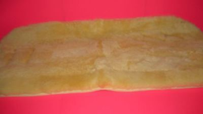 Sheepskin Inlay for Carry Cot Kaiser 6600111