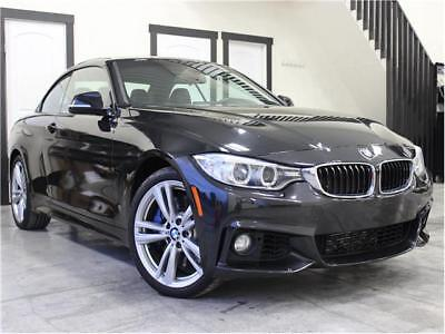 2015 BMW 4-Series 435i xDrive 2015 BMW 435i xDrive Convertible Salvage rebuilt fully repaired NO RESERVE!