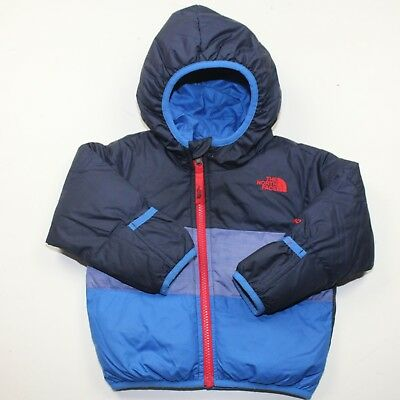 THE NORTH FACE Baby Boy Reversible Perrito Jacket Size 18-24 Months